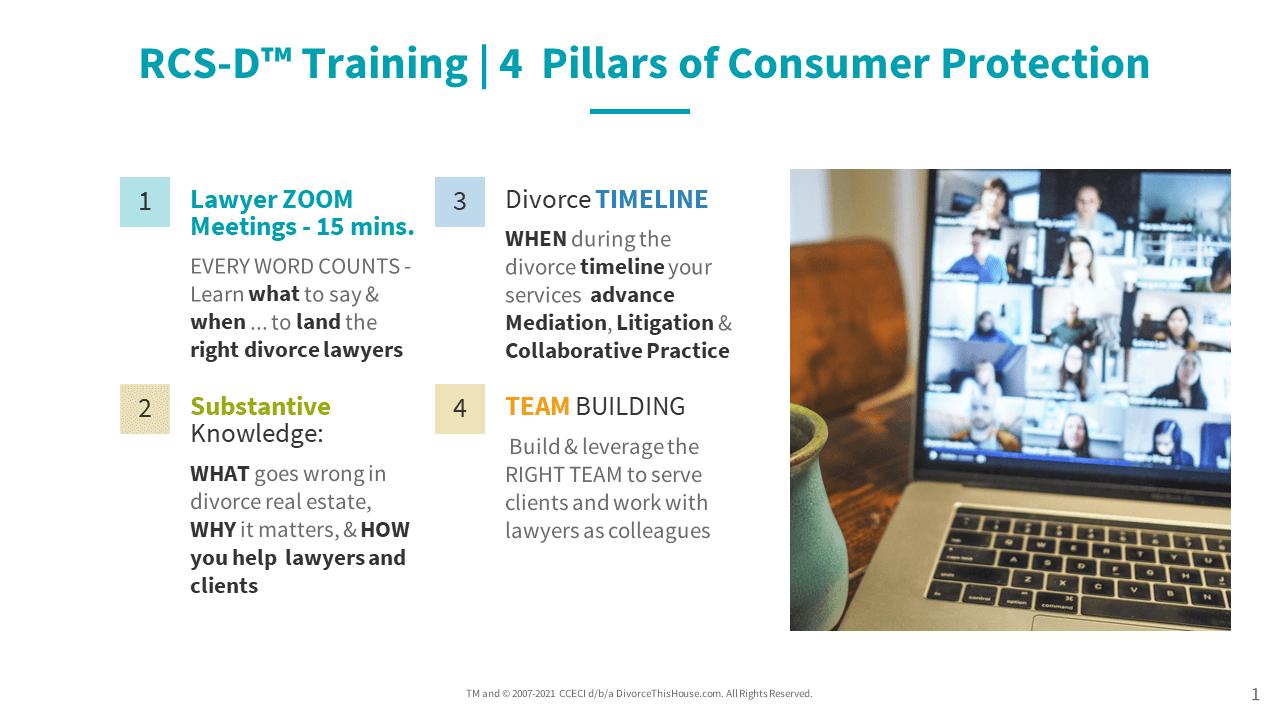 DTH Homepage Training 4 Pillars